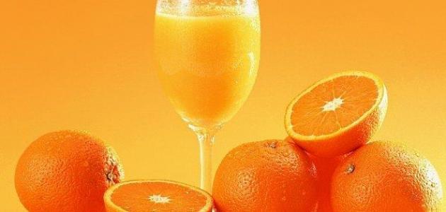 هل البرتقال ينقص الوزن