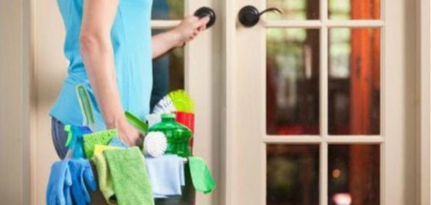 كيف أنظف بيتي للعيد
