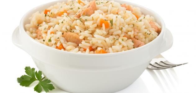 كيف أطبخ الرز البخاري