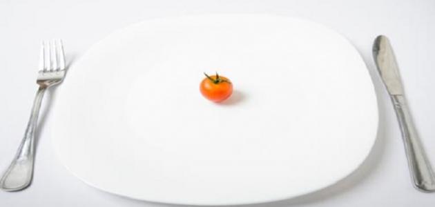 نظام تخفيف الأكل