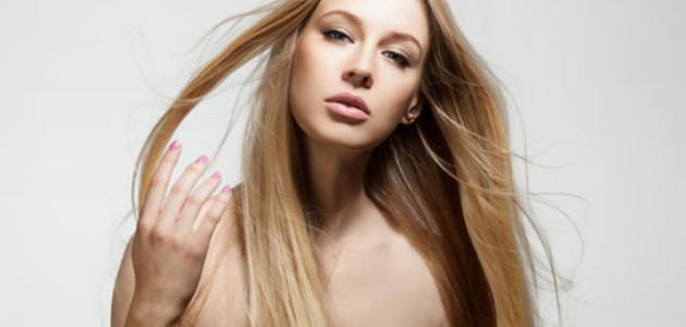 طرق للحصول على لون شعر بلاتيني