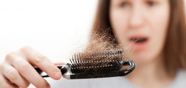 وصفات لعلاج تساقط الشعر الشديد