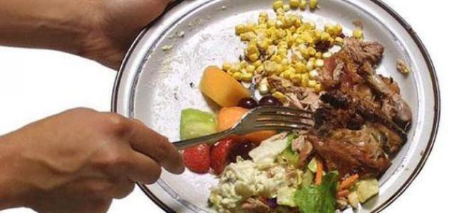 وسائل ترشيد استهلاك الغذاء المنزلي