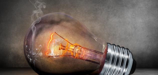 متى تم اكتشاف الكهرباء