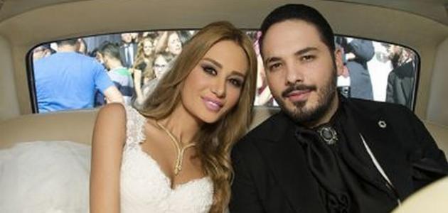زوجات الفنانين العرب