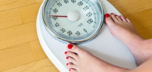 كيف أخفف الوزن