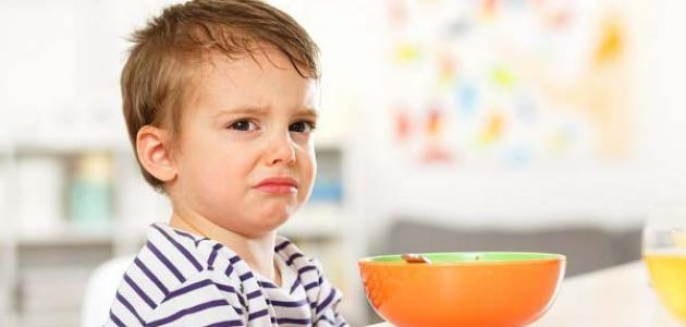 نقص الخميرة عند الأطفال