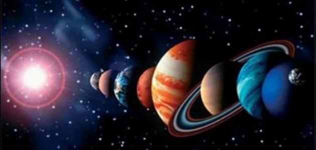 بحث حول علم الفلك