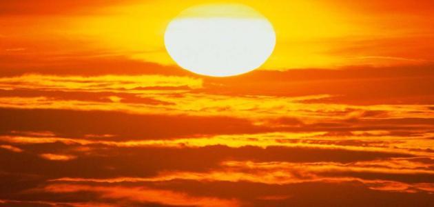 ما هي فوائد الشمس