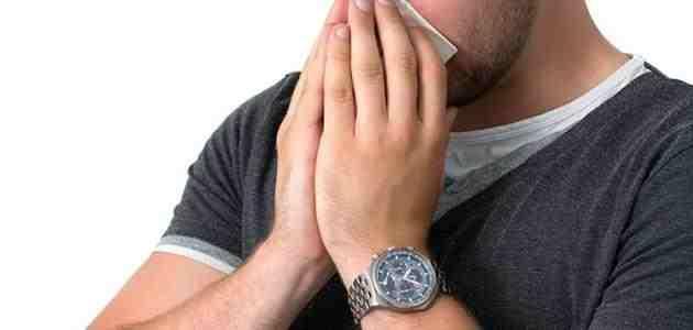 علاج صداع الزكام