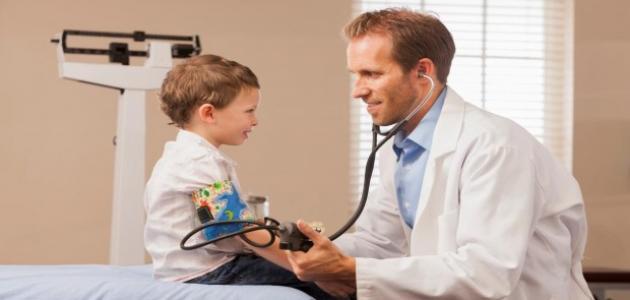 ضغط الدم الطبيعي للأطفال