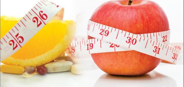 وصفات نقص الوزن