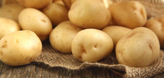 كيفية طبخ البطاطس