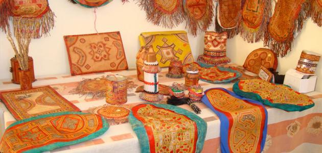 الصناعة التقليدية الجزائرية