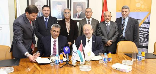 الصناعة في المملكة الأردنية الهاشمية