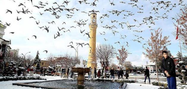 مدينة جوروم التركية