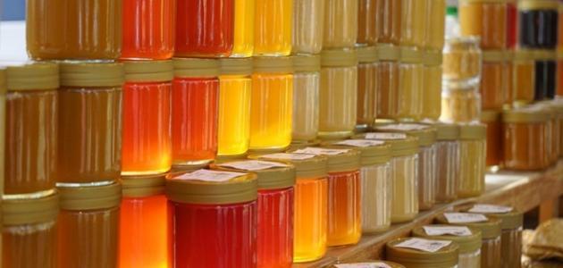 أنواع العسل وفوائد كل نوع