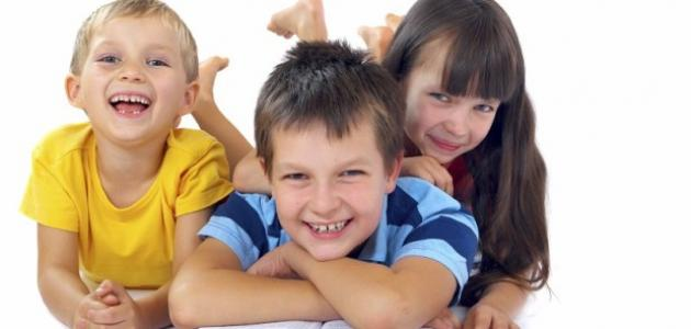 مفهوم طبيعة الطفل