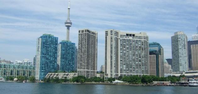 مدينة تورنتو الكندية
