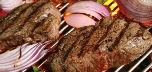 طريقة عمل ستيك اللحم المشوي بالفرن