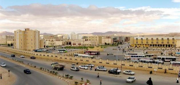مدينة بسكرة الجزائرية