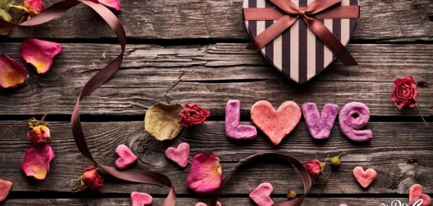 عبارات حب جميلة