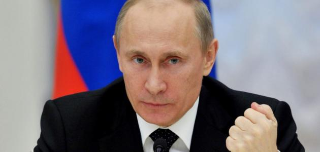 من هو رئيس روسيا