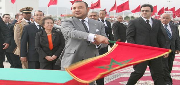 مراحل بناء الدولة المغربية الحديثة