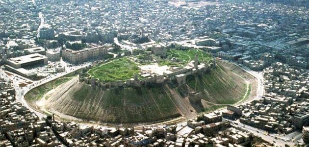 مساحة مدينة حمص