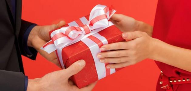معنى الهدية