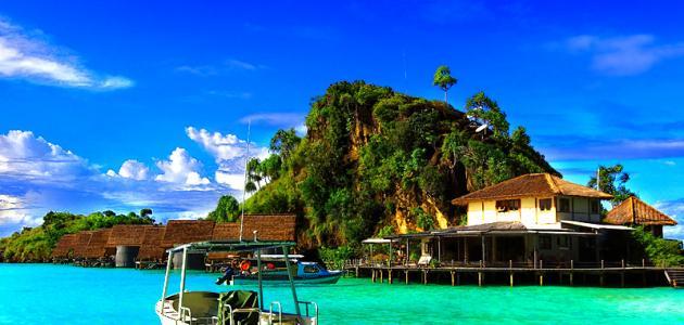 مدينة بالي في أندونيسيا