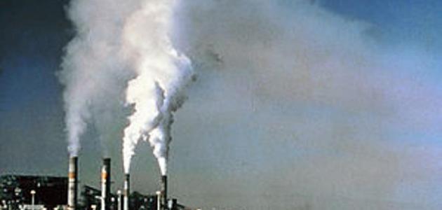 محاضرة عن التلوث البيئي