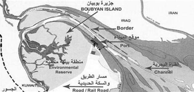 محافظات الكويت والمناطق التابعة لها