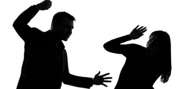 موضوع حول العنف ضد المرأة