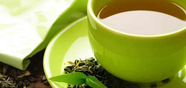 ما هي فوائد الشاي الأخضر للرجيم