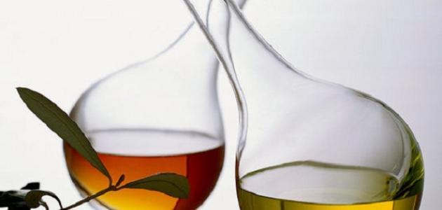 فوائد زيت الزيتون والخل