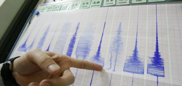 وحدة قياس قوة الزلازل