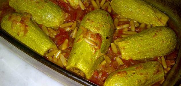 طريقة عمل محشي الكوسا والبطاطا