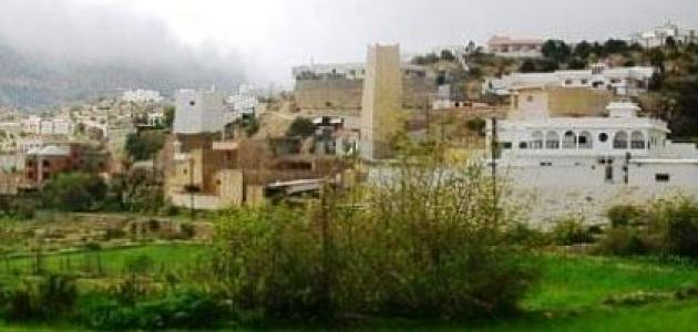 مدن شمال السعودية