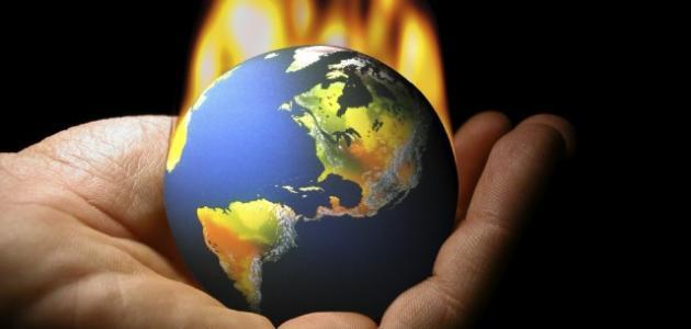 ما هو الاحتباس الحراري