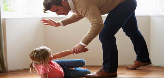 حماية الطفل من العنف
