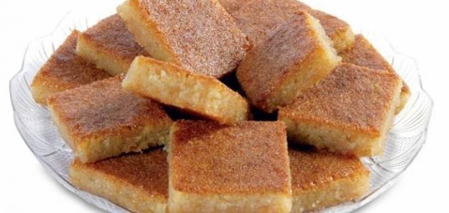 طريقة عمل حلويات رمضان المصرية