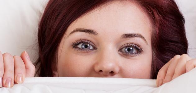 احمرار تحت العين عند الاطفال 12
