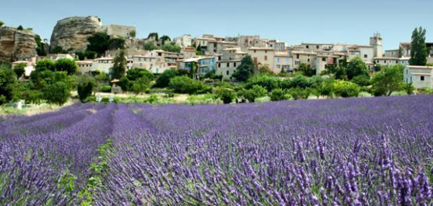 مدينة العطور في فرنسا