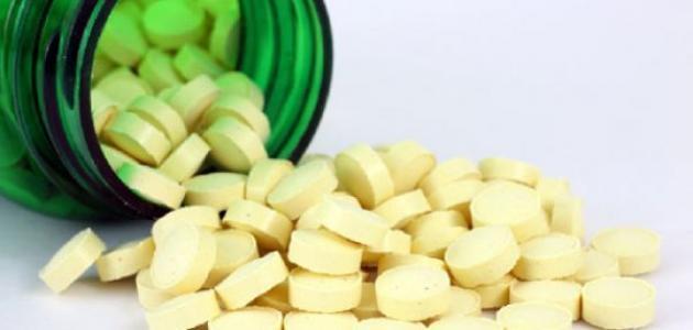 فيتامين حمض الفوليك للشعر
