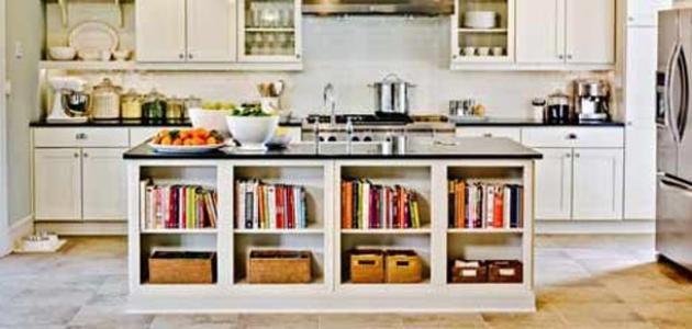 دواليب المطبخ الصغير
