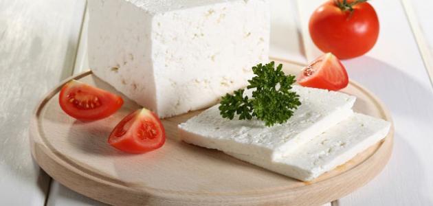 طريقة الجبن
