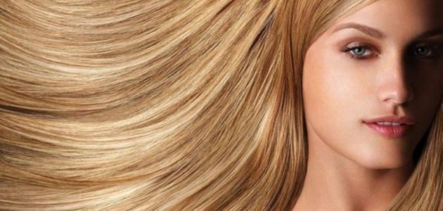 كيف أحصل على لون شعر أشقر فاتح