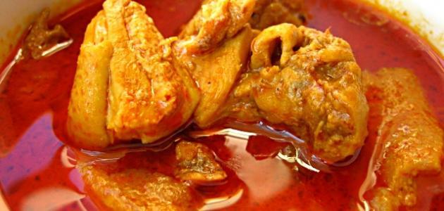 طريقة عمل مرقة الدجاج العراقية