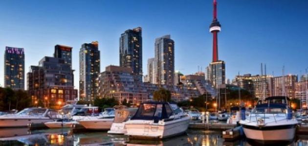 أجمل مدينة في كندا